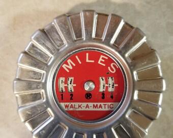 Vintage Walk-A-Matic Pedometer
