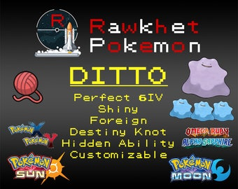 how to catch ditto pokemon moon