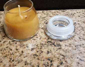 Indian Sandalwood-Scented Container Candle