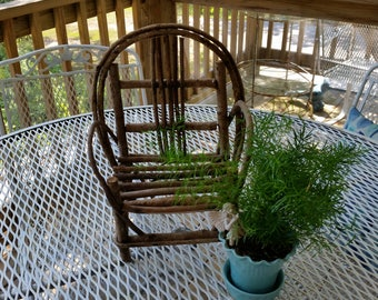 Vintage Bentwood Small Chair