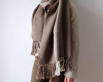 Peruvian Alpaca scarf