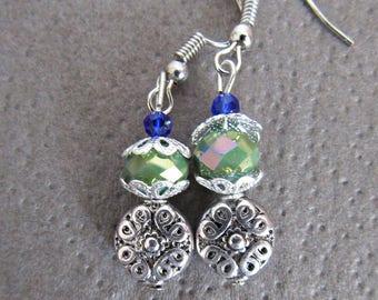 Earrings Oriental fantasies