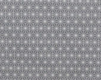 Fabric, Scandinavian style, East, gray, thévenon Sun