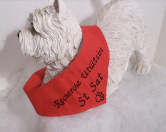 Bandana to personalize your canine Association