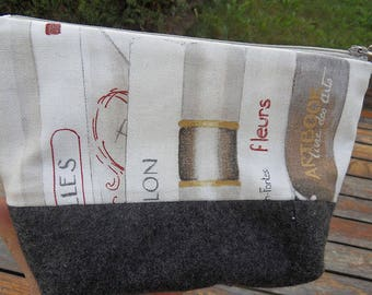 Fabric books MAQUIILAGE Kit