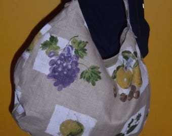 Aurélie fruit tote bag