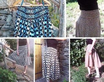 my ideal skirt at waist portion