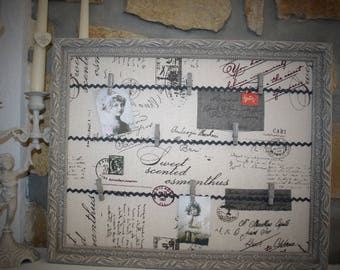creation to Pele mixes in a vintage distressed frame