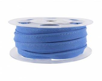 DMC blue piping