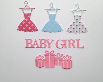 cuts scrapbooking dress baby girl gift baby girl princess fairy scrapbooking embellishment Scrapbook die cuts