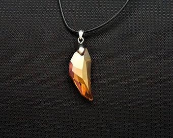 necklace SHADING CRYSTAL