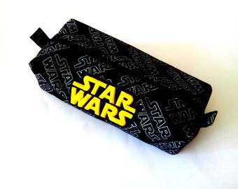 "School Kit - ""Star Wars, The Force Awakens"" - fabric"