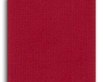 Paper plain 30 x 30 Mahe 2 Toga - cherry red