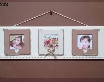 nature wall photo frame