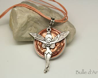 Nespresso Capsules necklace * fairy *.