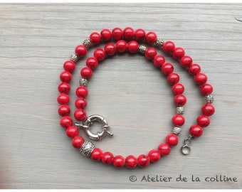 Jade and Tibetan beads