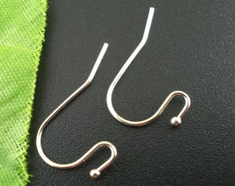 200 supports hook of earring 20x12mm within 15 days