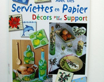 """With paper towels"" book of Denise Hoerner"