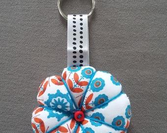 Japanese flower - flower pattern key