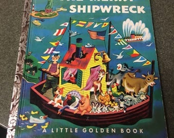 The Merry Shipwreck 1953