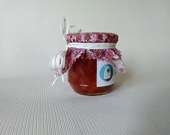 Quince jam with orange, Holiday gift,  Homemade quince jam, Homemade jam, Handmade jam fruit preserves, Gourmet jam, Favorite food