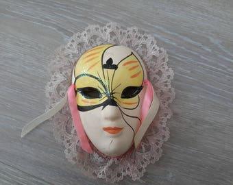 Interior Venetian mask