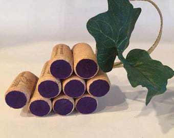 Purple Cork Grapes