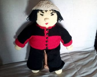 """""""Chinese"""" doll in cotton"""