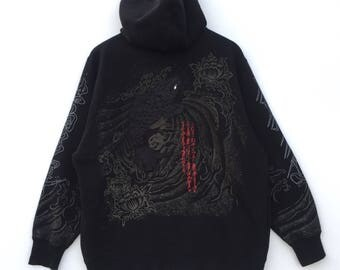 Hoodie DOGTOWN all over print black colour nice design Hip Hop Swag Tupac Dre