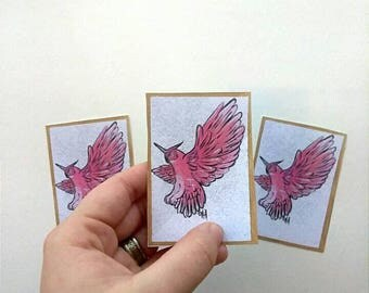 Unicornified Owl Sticker