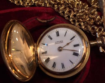 Luxurious watches  BREGUET gold 56  19 century