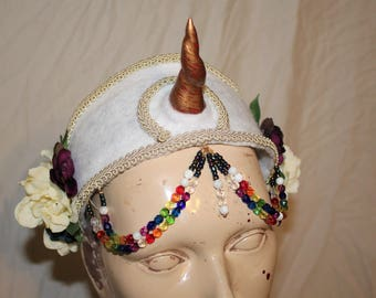 Stonewall Unicorn Head Piece