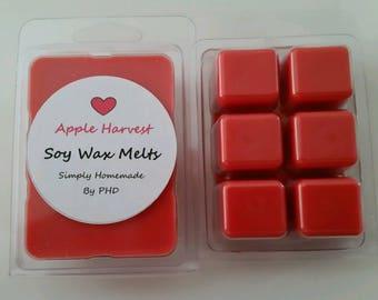Wax Melts - Soy Wax Tarts - Apple Harvest