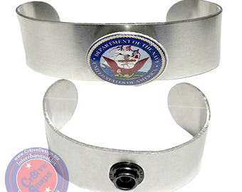 Bracelet Aluminum Designed for Cr8ive Snaps #24 5/16 Mount