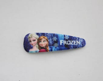 1 x hair frozen - Anna and Elsa