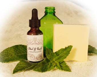 Tea Tree Exfoliating Face and Body Soap