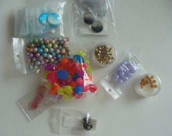 promotional set items destock rhinestone beads