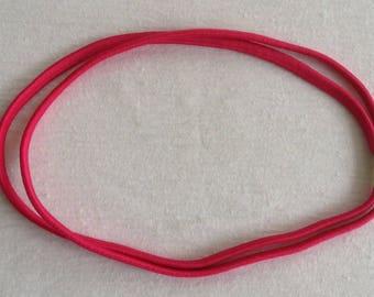 Headband elastic support headband headband for customization ornament hair accessory