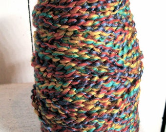 Fancy yarn Cone, knitting, crocheting, weaving