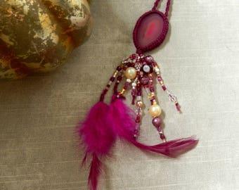Emperiestri * empress amulet - necklace