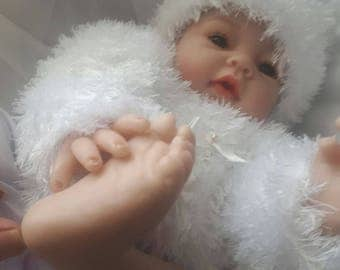 Silicone reborn baby