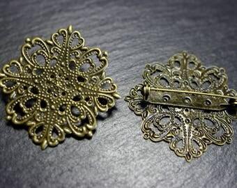 10 pin art deco 5 cm