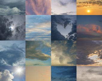50 Sky Overlays
