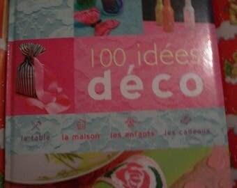 Book 100 France craft decorating ideas