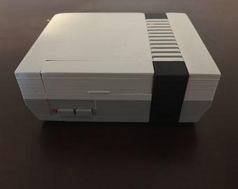 NES Mini Raspberry Pi 3D Printed