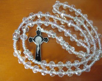 Rosary wire and stones. Promotional price.