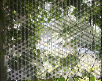 triaxial woven textile for home decor