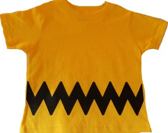 Charlie Brown Kids T-Shirt for Boy or Girl