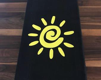 Sunshine Flour Sack Towel