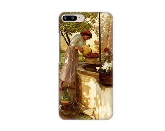 Case for iPhone 4-5-6-7, Henry Herbert La Thangue